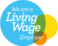 We are a Living Wage employer